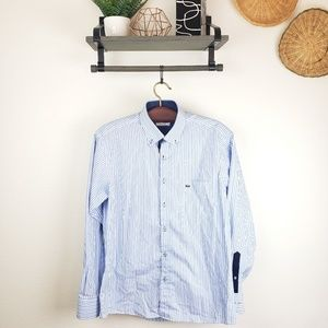 Lacoste I Chemise Button Front Shirt